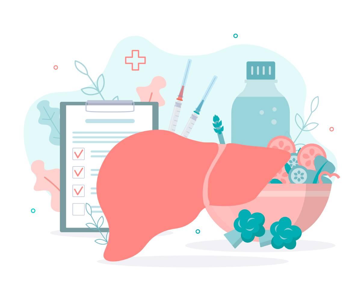 Qaraciyər sirrozunun müalicəsi